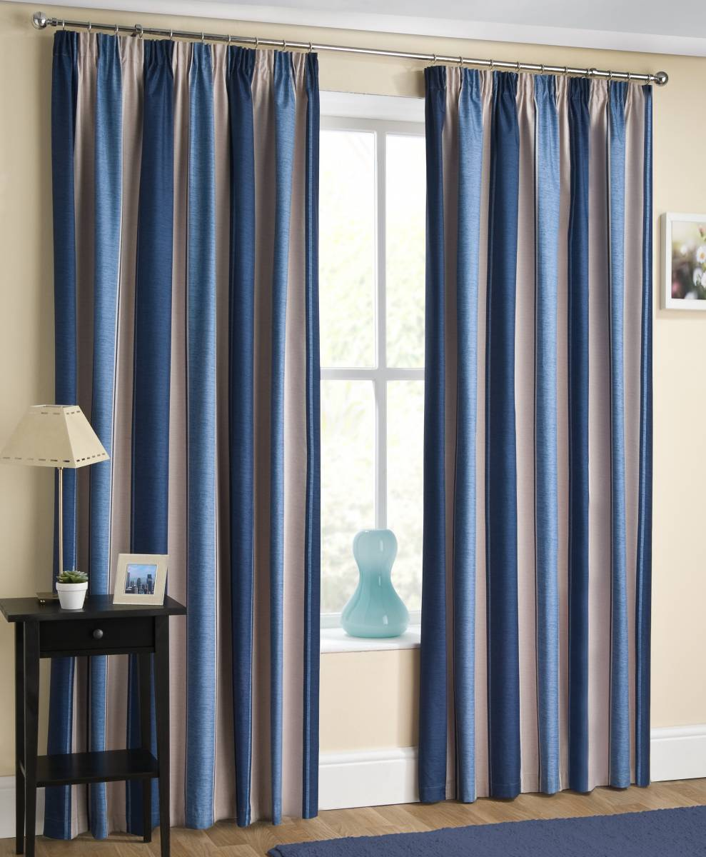 Eyelet Blockout Curtains
