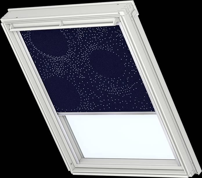 velux blackout blind 3121 contact us for price or brochure. Black Bedroom Furniture Sets. Home Design Ideas