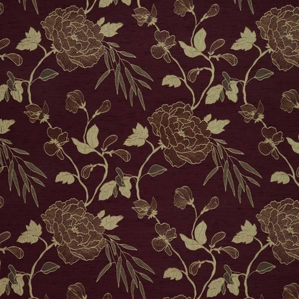 Bloomsbury Fabric Range Net Curtain 2 Curtains