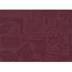 FLAME RETARDENT SCULPTURED CHENILLE BURGUNY PRICE IS PER METRE