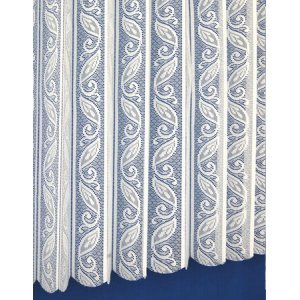 CORSICA LACE BLINDS 24INCH DROP X 72 INCHES WIDE WHITE OR CREAM