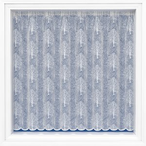 Sherwood forest lace curtain