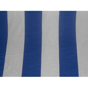 DEVON BLUE & WHITE CHECK PRICED PER METRE