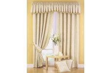 FOLIA PENCIL PLEAT HEADING FULLY LINED VALANCE NOT INCLUDED