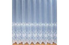 EMMA WHITE NET CURTAIN Discontinued design limited stock