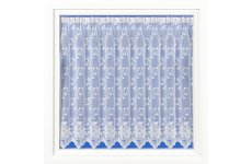 STAFFORD WHITE NET CURTAIN