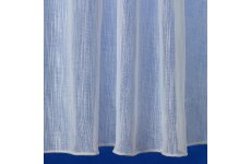 Shimmer white or cream voile