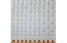 KELLY NET CURTAIN: priced per metre