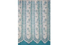 TRIXIE NET CURTAIN: priced per metre