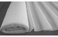 PLAIN WHITE  VOILE  FABRIC 150CM WIDE change the quantity in the box required