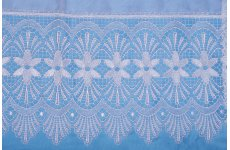 MELISSA EMBROIDERED VOILE