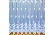 HANYA WHITE NET CURTAIN: discontinued limited sizes