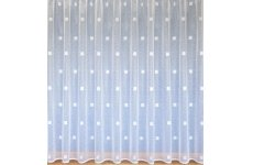 CARMEL WHITE NET CURTAIN
